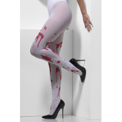 Bloody Tights Halloween Costume Accessory