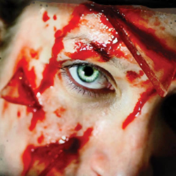 Cut Throat 3D FX Transfer Hollywood Quality Horror Makeup