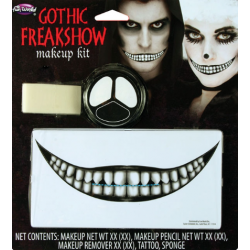 Ferocious Fangs Halloween Make-Up Kit