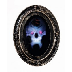 Haunted Halloween Mirror
