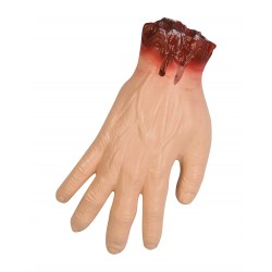 Cut Off Hand Halloween Horror Prop
