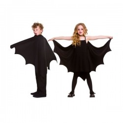 Childs Vampire Bat Wings
