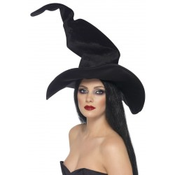 Tall & Twisted Witch Hat