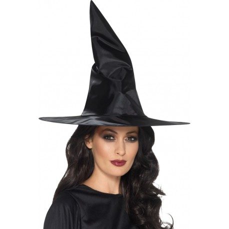 Witches Hat Halloween Fancy Dress Accessory