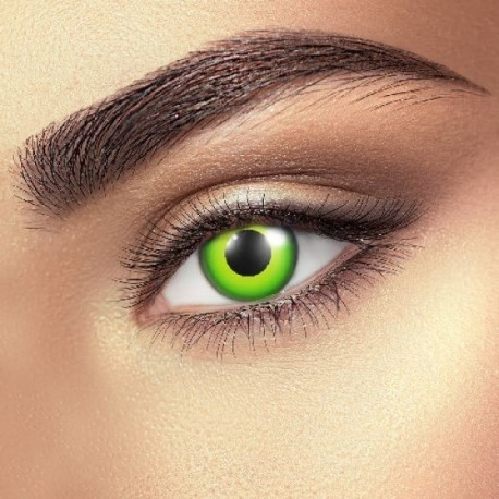 Hulk Halloween Contact Lenses