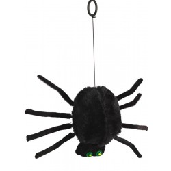 Dropping Hairy Spider Halloween Scare