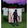 Bloody Zombie Silhouette Halloween Decoration - PRE ORDER