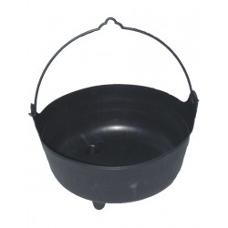 Large Halloween Witch Cauldron Halloween Decoration
