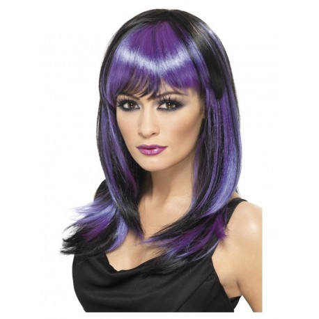 Glamour Witch Halloween Wig