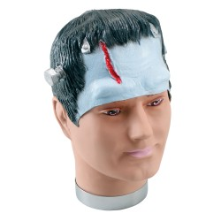 Frankenstein Rubber Headpiece