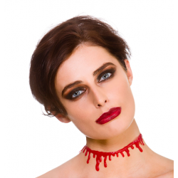 Dripping Blood Choker