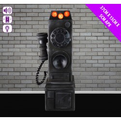 Haunted Telephone Halloween Prop