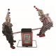 See-Saw Clowns Animated Halloween Prop - PRE SALE