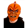 Killer Pumpkin Halloween Mask