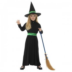 Wicked Witch Childs Halloween Costume