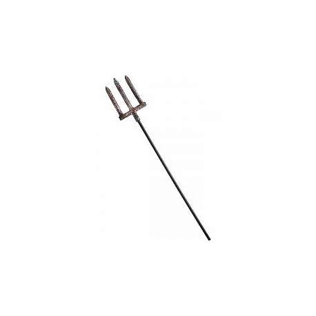 Rusting Ground Keeper Fork Halloween Costume Accessory