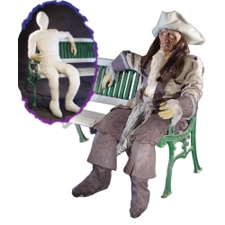 Life Sized Stuffed Dummy Halloween Prop