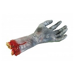 Zombie Cut Off Hand Halloween Body Part