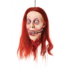 Hanging Head Breathless Halloween Prop Decoration