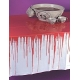 Dripping Blood Tablecloth Halloween Decoration