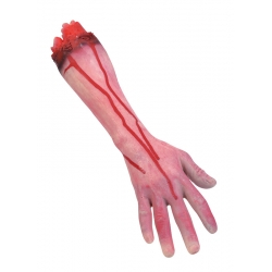 Gory Cut Off Arm Halloween Body Part
