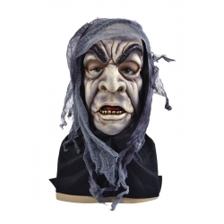 Zombie Full Face Halloween Horror Mask