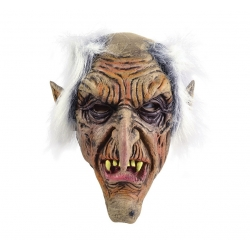 Evil Goblin Halloween Horror Mask