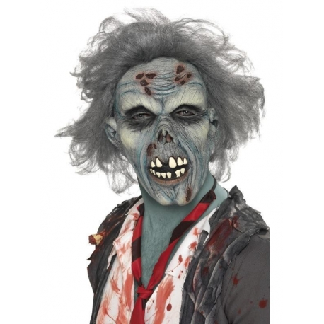 Decaying Zombie Halloween Horror Mask