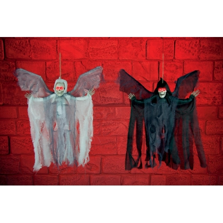Reaper With Flapping Wings Halloween Decoration