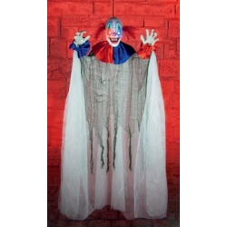 Animated Clown Horror Prop Halloween Decoration