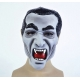 Dracula PVC Halloween Horror Mask